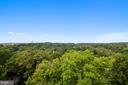 One of the many views from Roof Deck - 1801 CLYDESDALE PL NW #224, WASHINGTON