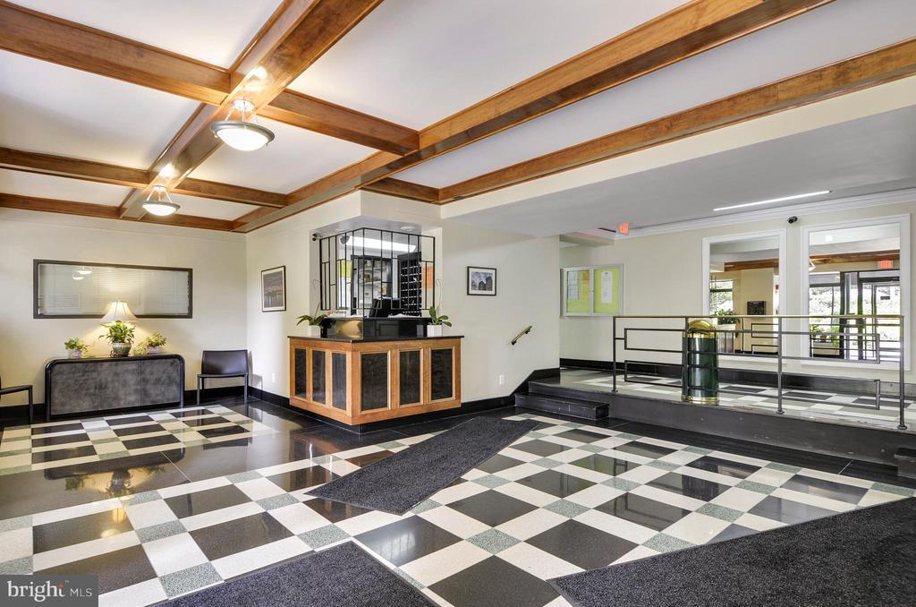 24/7 front desk - 1801 CLYDESDALE PL NW #224, WASHINGTON