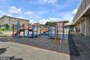 Playground just around the corner - 1801 CLYDESDALE PL NW #224, WASHINGTON