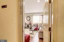 Entering. Endless arrangements in spacious condo! - 3872 9TH ST SE #102, WASHINGTON