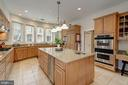Kitchen with 2 DWs & Ice Maker for entertaining - 3942 27TH RD N, ARLINGTON