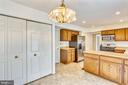 additional pantry - 4405 CLIFTON SPRING CT, OLNEY