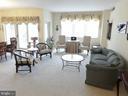 Living Room - 3801 CANTERBURY RD #514, BALTIMORE