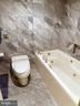 Master Bathroom - Soaking Trub - 3801 CANTERBURY RD #514, BALTIMORE