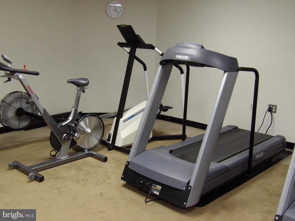 Exercise Room - 3801 CANTERBURY RD #514, BALTIMORE