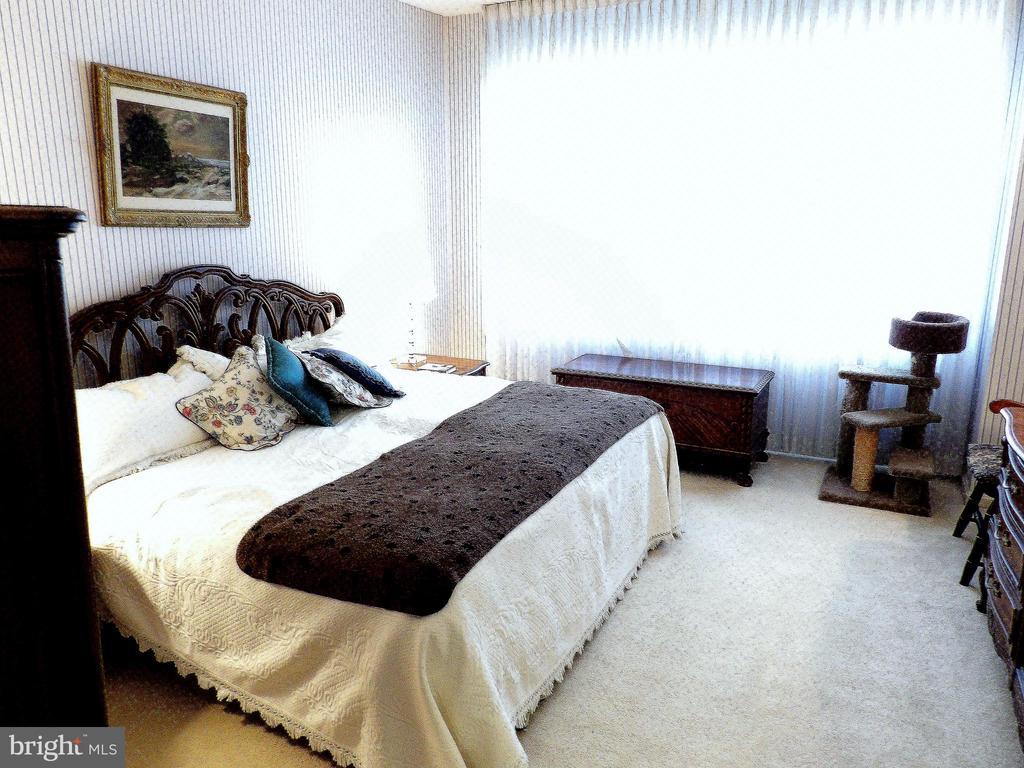 Master Bedroom - 3801 CANTERBURY RD #514, BALTIMORE