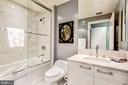 Bedroom #2 En Suite Bath - 1881 N NASH ST #1211, ARLINGTON