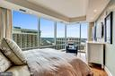 Bedroom #2 with En Suite - 1881 N NASH ST #1211, ARLINGTON