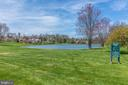 Community Lake & Common Area - 5221 MUIRFIELD DR, IJAMSVILLE