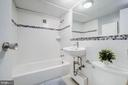 Bathroom - 2401 H ST NW #307, WASHINGTON