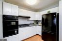 Kitchen - 2401 H ST NW #307, WASHINGTON