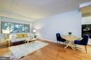 Living Room - 2401 H ST NW #307, WASHINGTON