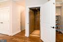 Take the private elevator back to the ground floor - 6103 OLIVET DR, ALEXANDRIA