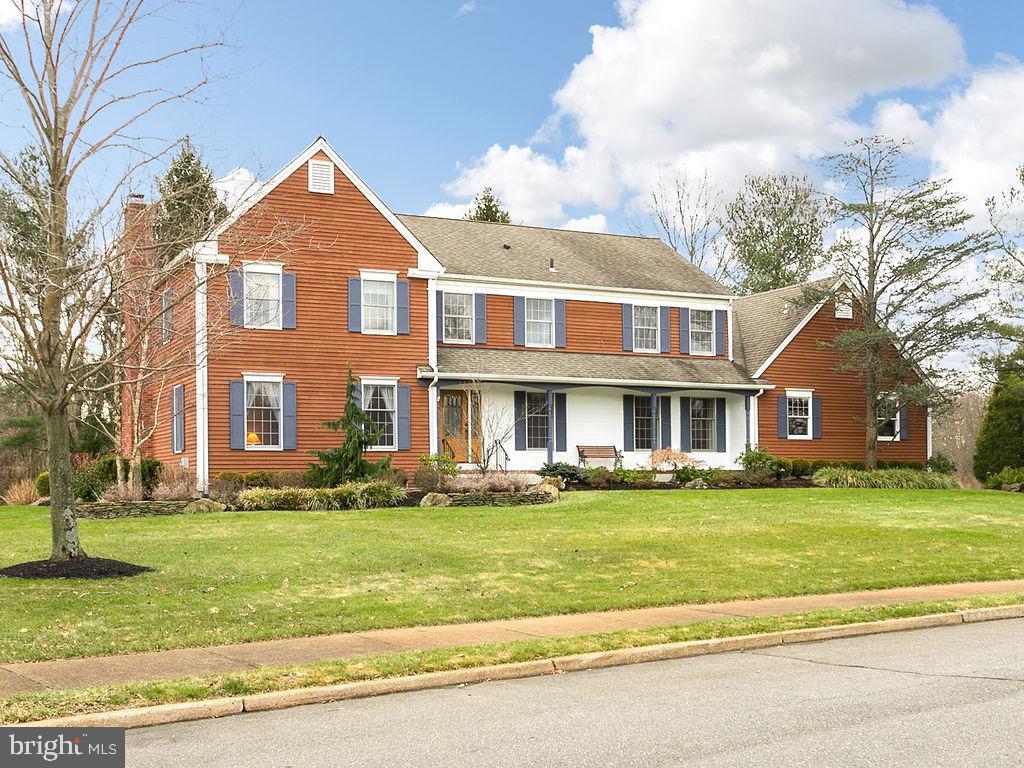 Single Family Homes için Satış at Cranbury, New Jersey 08512 Amerika Birleşik Devletleri