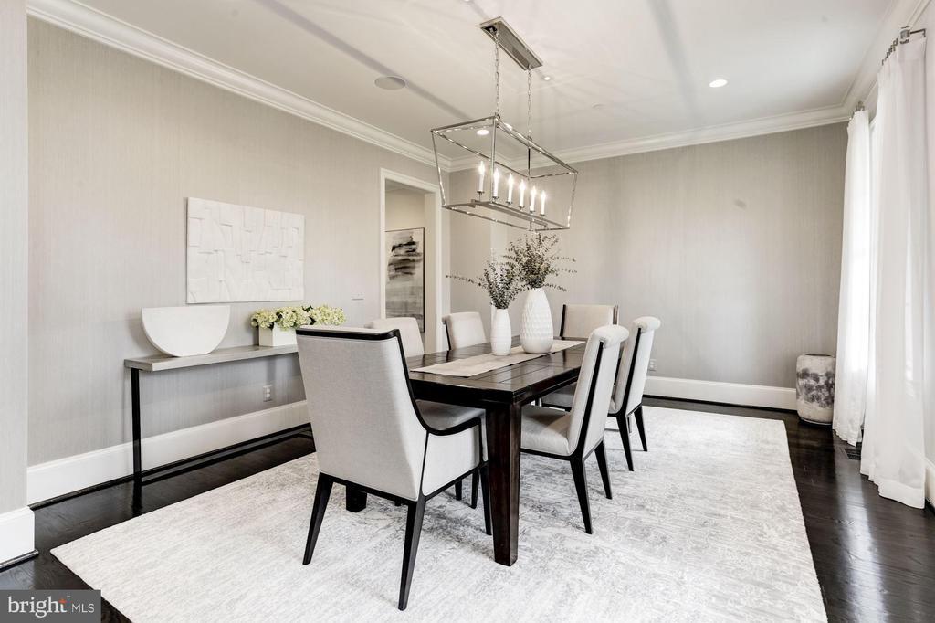 Dining Room - 4205 GLENROSE ST, KENSINGTON