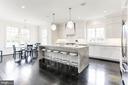 Kitchen - 4205 GLENROSE ST, KENSINGTON