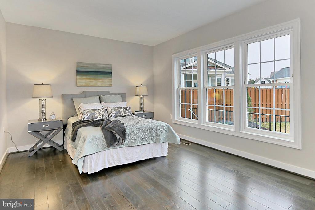 Main level bedroom - 7423 FOUNDATION WAY, SPRINGFIELD