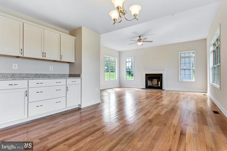 Kitchen to Great Room - 6722 HEMLOCK POINT RD, NEW MARKET