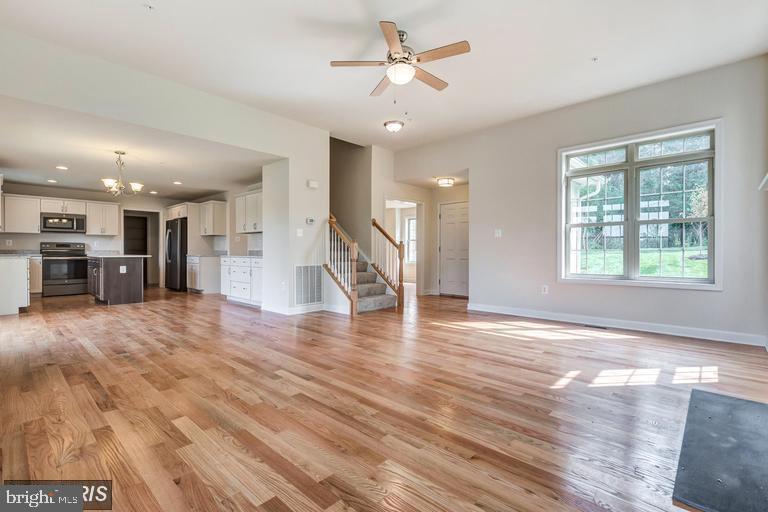 Interior, nice open floorplan - 6722 HEMLOCK POINT RD, NEW MARKET