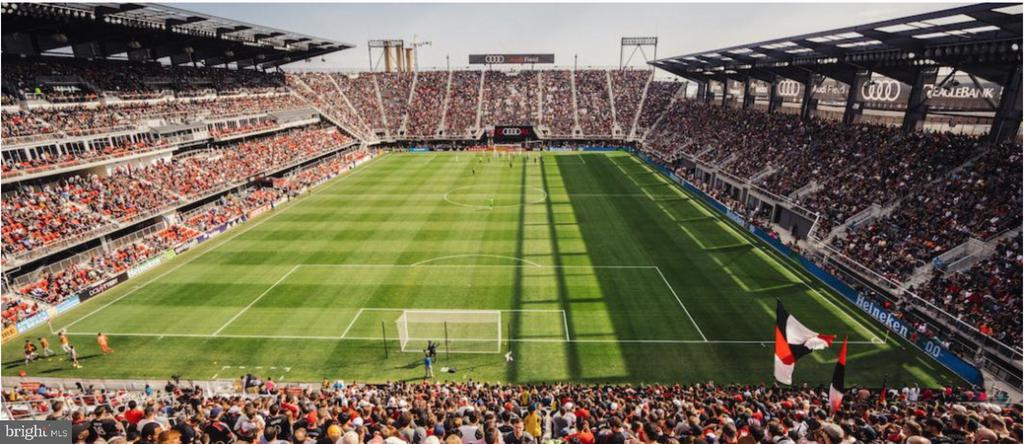 Audi Field! - 1000 NEW JERSEY AVE SE #606, WASHINGTON