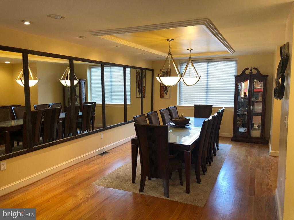 Formal dining room. - 6809 CALVERTON DR, HYATTSVILLE