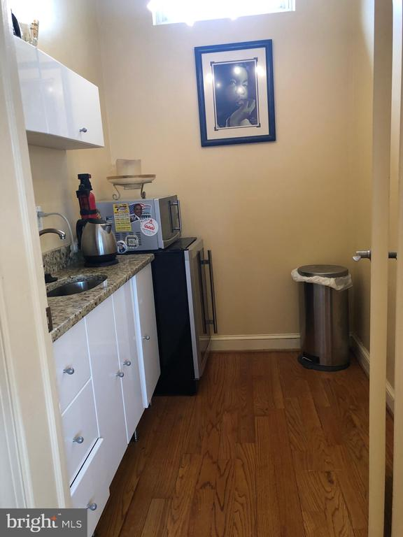 Kitchenette in Master suite - 6809 CALVERTON DR, HYATTSVILLE