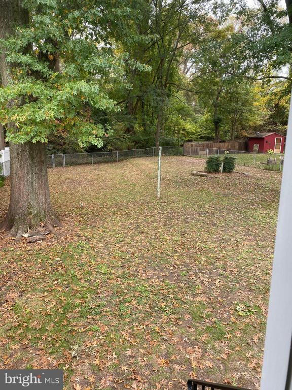 9400 Sq ft of property suitable for building - 1846 S GEORGE MASON DR, ARLINGTON