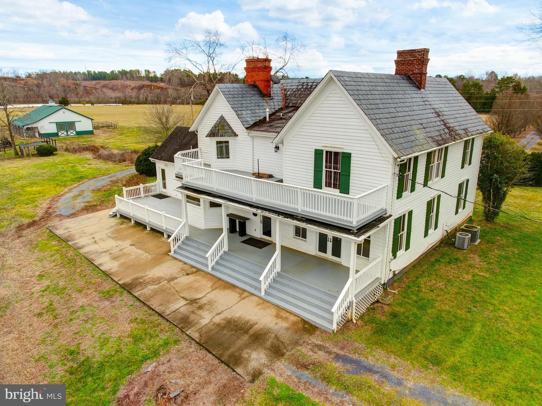 Single Family Homes per Vendita alle ore Arvonia, Virginia 23004 Stati Uniti