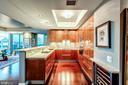 Kitchen features Miele Appliances - 1881 N NASH ST #1503, ARLINGTON