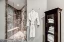 Owners bath Seated Shoer - 1881 N NASH ST #1503, ARLINGTON