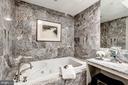 Owners Bath Jacuzzi tub - 1881 N NASH ST #1503, ARLINGTON