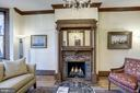 1 of 3 gas fireplaces! - 226 8TH ST SE, WASHINGTON
