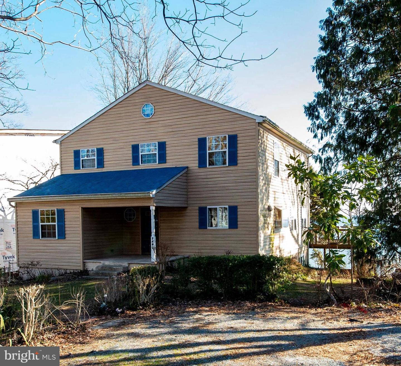 Single Family Homes 용 매매 에 Chesapeake Beach, 메릴랜드 20732 미국