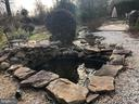Lovely pond with stream - 6809 CALVERTON DR, HYATTSVILLE