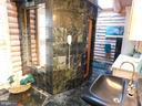 Master Bathroom Spa: Sauna - 11713 WAYNE LN, BUMPASS