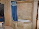 Jack & Jill Bathroom between Bedrooms # 2 & 3 - 11713 WAYNE LN, BUMPASS