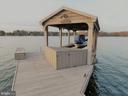 Jet-Ski Boathouse - 11713 WAYNE LN, BUMPASS