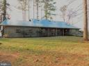 Daytime front of home - 11713 WAYNE LN, BUMPASS