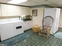 Basement: Laundry Room - 11713 WAYNE LN, BUMPASS