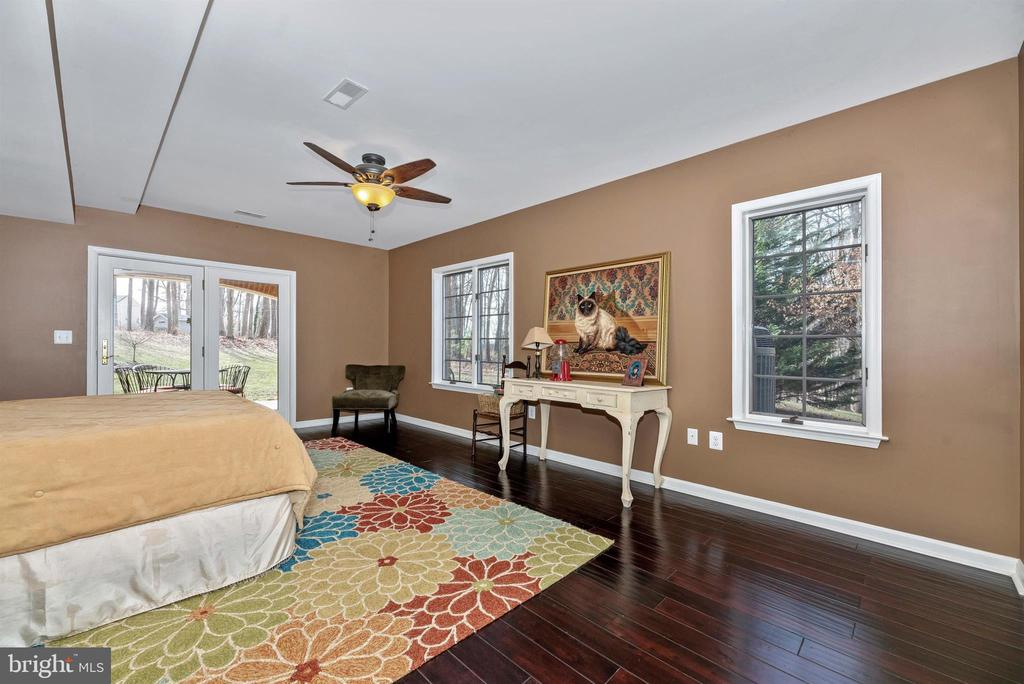 Walk out lower level bedroom - 5218 MUIRFIELD DR, IJAMSVILLE