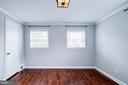 Master Bedroom - Overhead Lighting! - 4405 VERMONT AVE, ALEXANDRIA