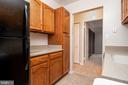 Kitchen - 5934 COVE LANDING RD #301C, BURKE