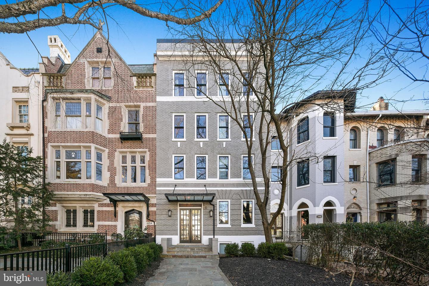 Multi Family for Sale at Washington, District Of Columbia 20009 United States