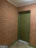 Unit Entry Door - 3419 UNIVERSITY BLVD W #102, KENSINGTON