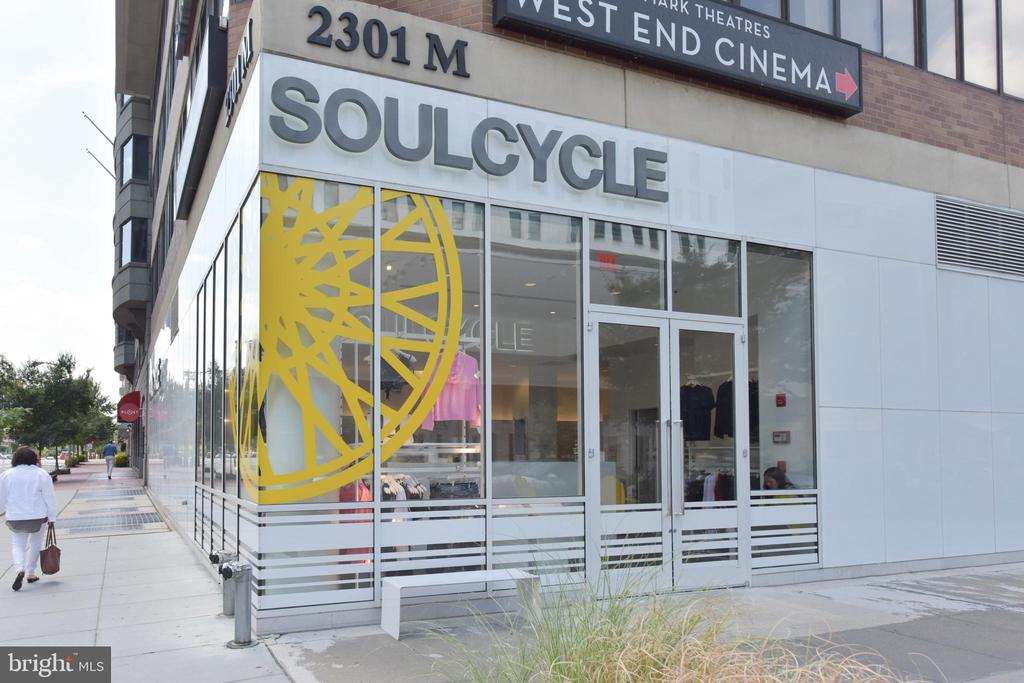 SOULCYCLE - 1111 23RD ST NW #PH1G, WASHINGTON