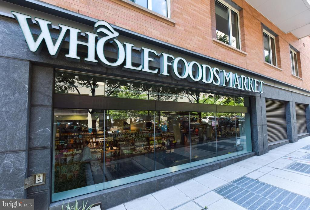 WHOLE FOODS - 1111 23RD ST NW #PH1G, WASHINGTON