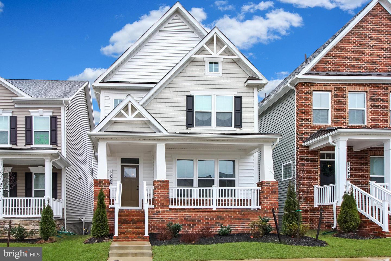 Single Family Homes pour l Vente à Clarksburg, Maryland 20871 États-Unis