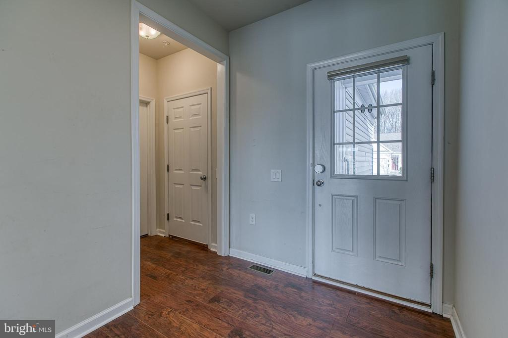 Enter through  the large foyer - 220 LONG POINT DR, FREDERICKSBURG