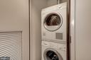 Washer/Dryer - 920 I ST NW #702, WASHINGTON