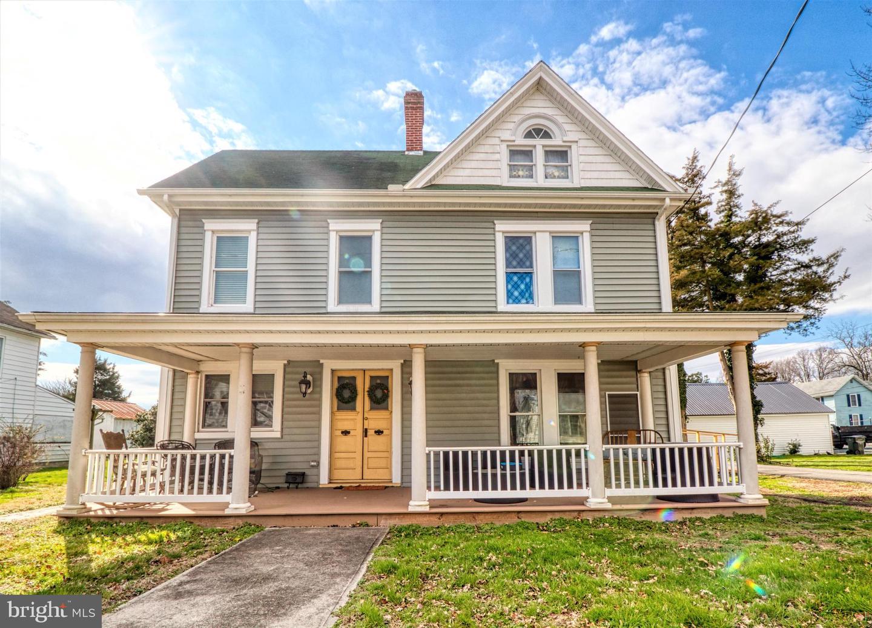Single Family Homes pour l Vente à Snow Hill, Maryland 21863 États-Unis